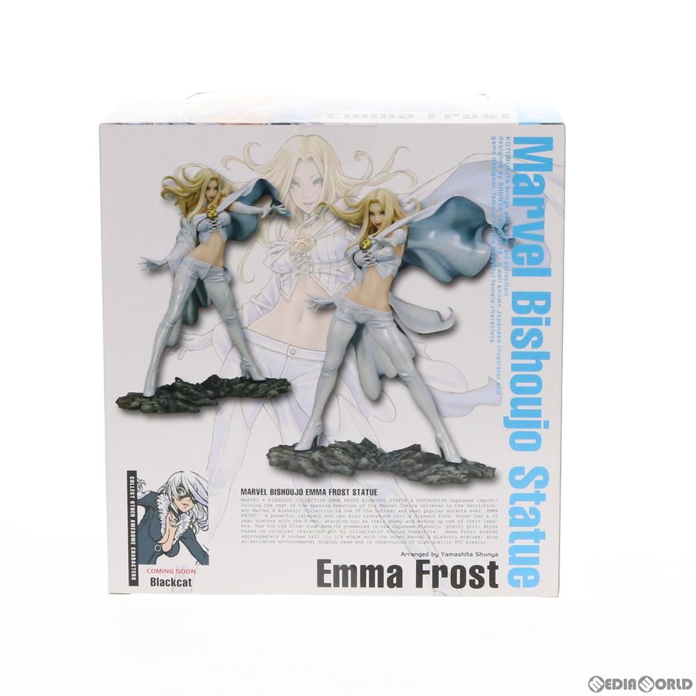 【中古即納】[FIG]MARVEL美少女 エマ・フロスト X-MEN(エックスメン) 1/8 完成品 フィギュア(MK104) コトブキヤ(20101204)