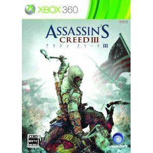 【中古即納】[Xbox360]アサシンクリード3 ASSASSINS CREED III(20121115)(20121115)