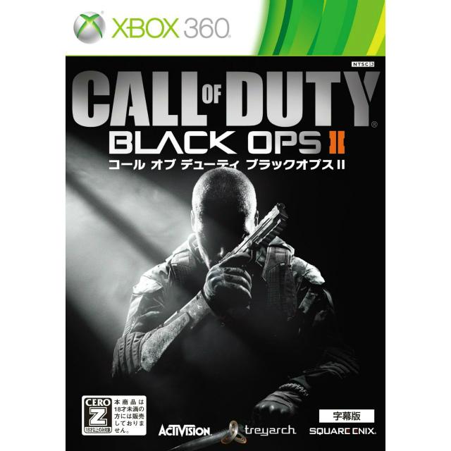 【中古即納】[Xbox360]コール オブ デューティ ブラックオプス2(CALL OF DUTY BLACK OPS II)(字幕版)(20121122)