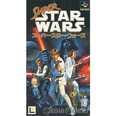 【中古即納】[箱説明書なし][SFC]スーパー・スター・ウォーズ(Super Star Wars)(19921218)