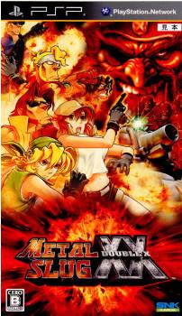 【中古即納】[PSP]メタルスラッグXX(METAL SLUG XX)(20091223)