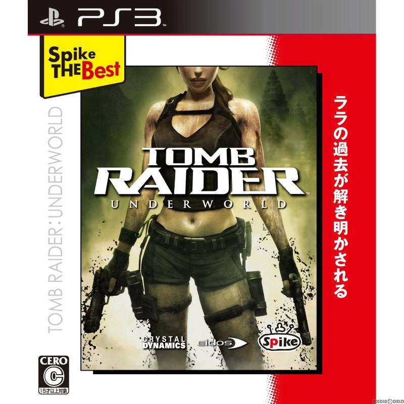 【中古即納】[PS3]TOMB RAIDER: UNDERWORLD(トゥームレイダー: アンダーワールド)(20090129)