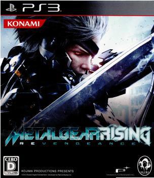 【中古即納】[PS3]メタルギアライジング リベンジェンス(METAL GEAR RISING REVENGEANCE) 通常版(20130221)