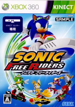 【中古即納】[Xbox360]ソニック フリーライダーズ(Sonic Free Riders)(Kinect(キネクト)専用)(20101120)