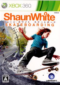 【中古即納】[Xbox360]ショーン・ホワイト スケートボード(20101125)