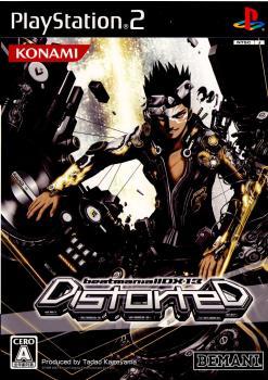 【中古即納】[表紙説明書なし][PS2]beatmania(ビートマニア) IIDX 13 DistorteD(20070830)