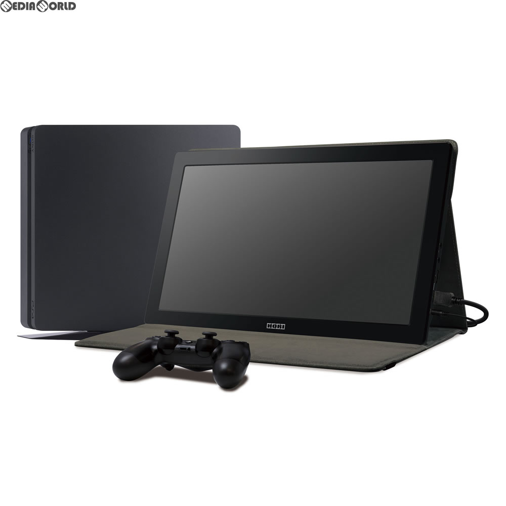 【中古即納】[ACC][PS4]Portable Gaming Monitor(ポータブルゲーミングモニター) for Playstation4 HORI(PS4-087)(20171026)