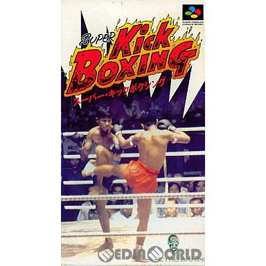 【中古即納】[SFC]スーパーキックボクシング(19930312)