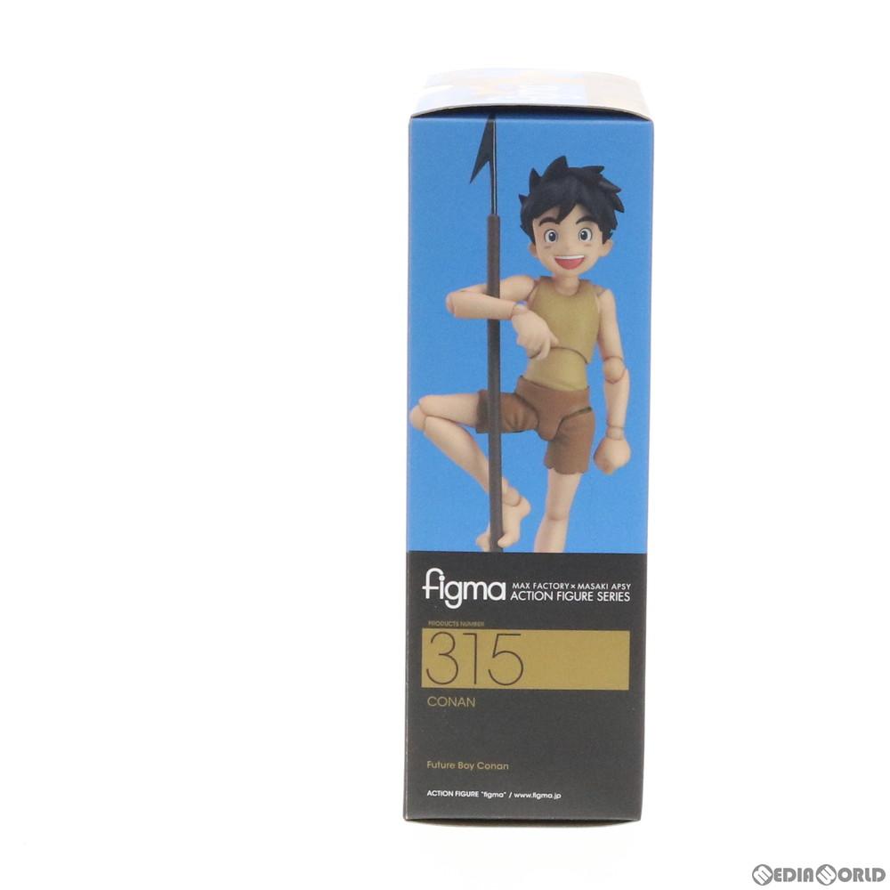 【中古即納】[未開封][FIG]figma(フィグマ) 315 コナン 未来少年コナン 完成品 可動フィギュア マックスファクトリー(20170204)