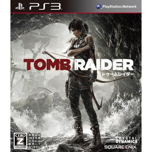 【中古即納】[PS3]TOMB RAIDER(トゥームレイダー)(20130425)