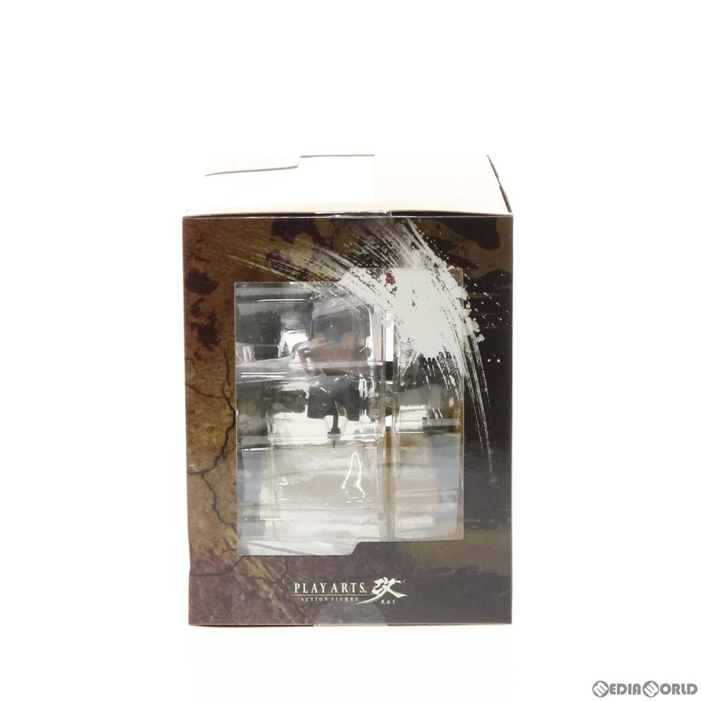 【中古即納】[未開封][FIG]PLAY ARTS改 -KAI-(プレイアーツ改) Vol.2 BASILISK (バシリスク) METAL GEAR SOLID PEACE WALKER(メタルギアソリッド ピースウォーカー) 完成品 可動フィギュア スクウェア・エニックス(20101106)