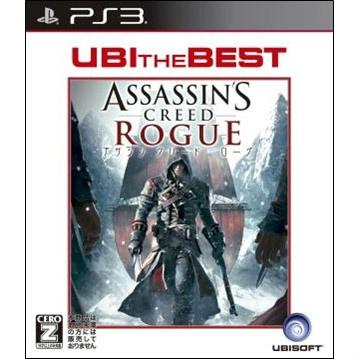 【中古即納】[PS3]ユービーアイ・ザ・ベスト アサシン クリード ローグ(Assassin's Creed Rogue)(BLJM-61334)(20160303)