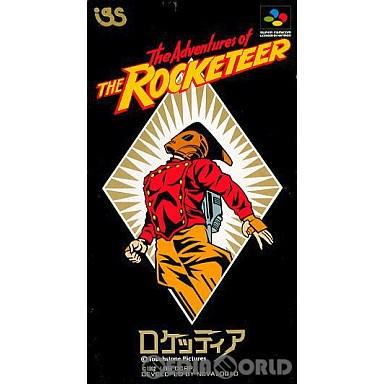 【中古即納】[箱説明書なし][SFC]ROCKETEER(ロケッティア)(19920228)