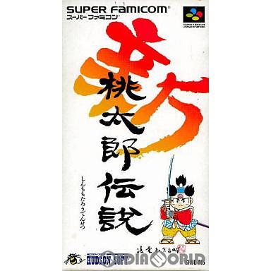 【中古即納】[箱説明書なし][SFC]新桃太郎伝説(19931224)