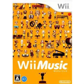 【中古即納】[Wii]Wii Music(ウィー ミュージック)(20081016)