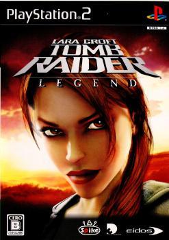 【中古即納】[表紙説明書なし][PS2]トゥームレイダー:レジェンド(Tomb Raider: Legend)(20061207)