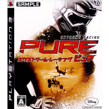【中古即納】[PS3]エクストリーム・レーシング ピュア(Extreme Racing: Pure)(20090625)