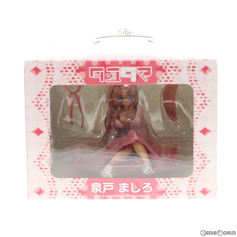 【中古即納】[FIG]泉戸ましろ(みとましろ) タユタマ -Kiss on my deity- 1/8 完成品 フィギュア 回天堂(20111216)