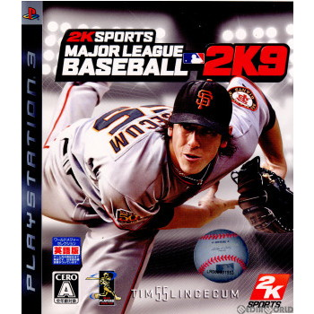 【中古即納】[PS3]MLB 2K9(英語版)(20090709)