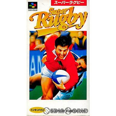【中古即納】[箱説明書なし][SFC]スーパーラグビー(19941021)