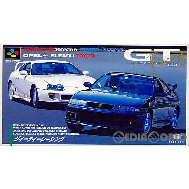 【中古即納】[箱説明書なし][SFC]GTレーシング(19960329)