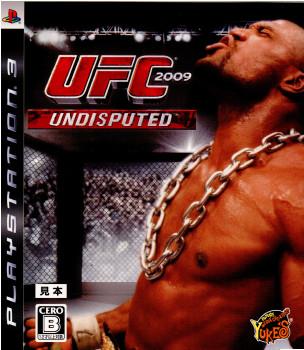 【中古即納】[PS3]UFC 2009 Undisputed(アンディスピューテッド)(20091015)