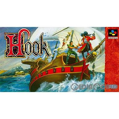 【中古即納】[SFC]Hook(フック)(19920717)