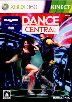 【中古即納】[Xbox360]DANCE CENTRAL(ダンスセントラル)(Kinect(キネクト)専用)(20110602)