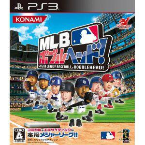 【中古即納】[PS3]MLB ボブルヘッド!(20110929)