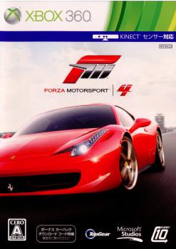 【中古即納】[Xbox360]Forza Motorsports4(フォルツァ モータースポーツ4)(20111013)