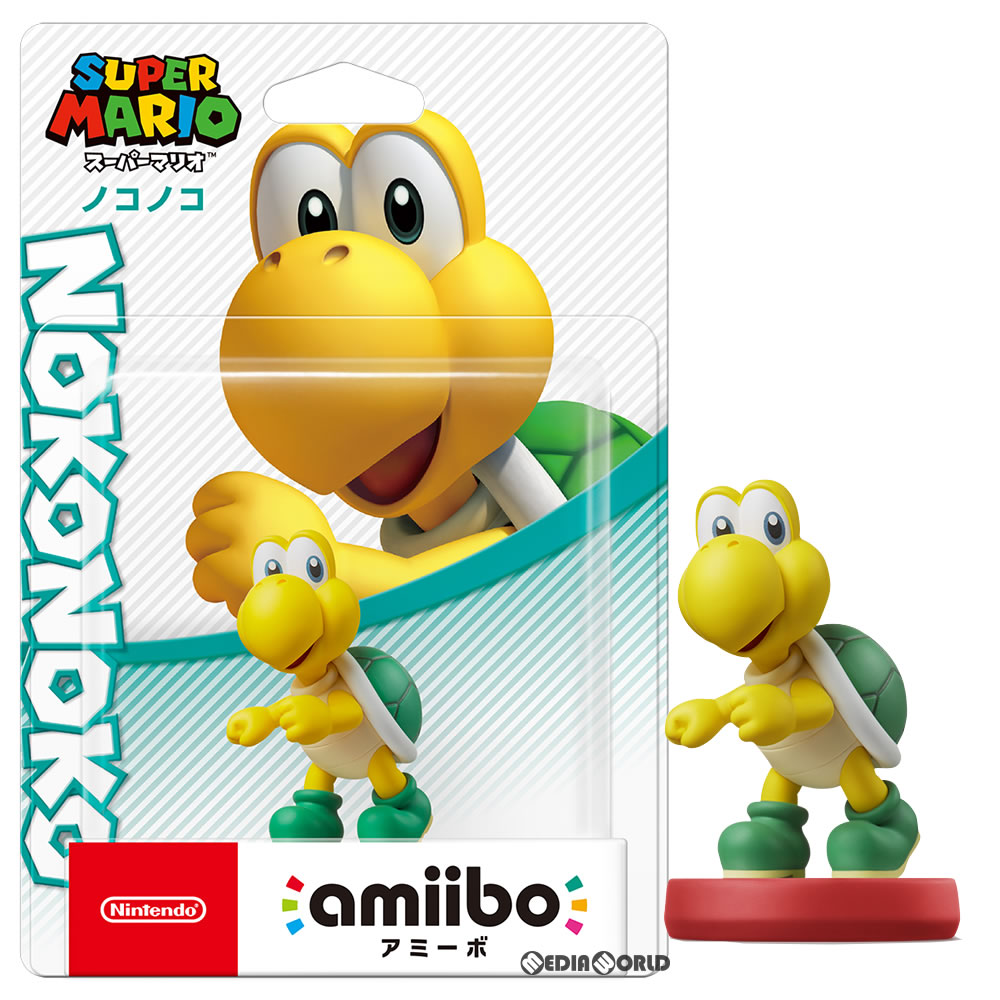 【中古即納】[ACC][3DS]amiibo(アミーボ) ノコノコ(スーパーマリオシリーズ) 任天堂(NVL-C-ABAS)(20171005)