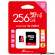 【新品】【お取り寄せ】[ACC][Switch]Switch/Switch Lite用(スイッチ/スイッチライト用)  MicroSDHC256GB(SDカードアダプター付き) アンサー(ANS-MSDHC256G)(20200612)