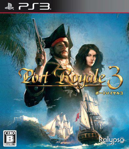 【中古即納】[PS3]Port Royale 3(ポートロイヤル3)(20121213)