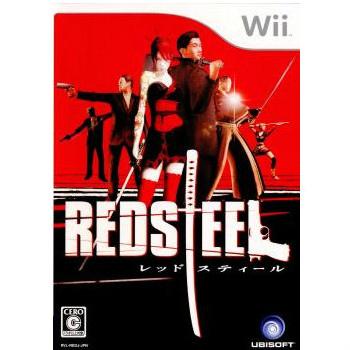【中古即納】[Wii]レッドスティール(REDSTEEL)(20061202)