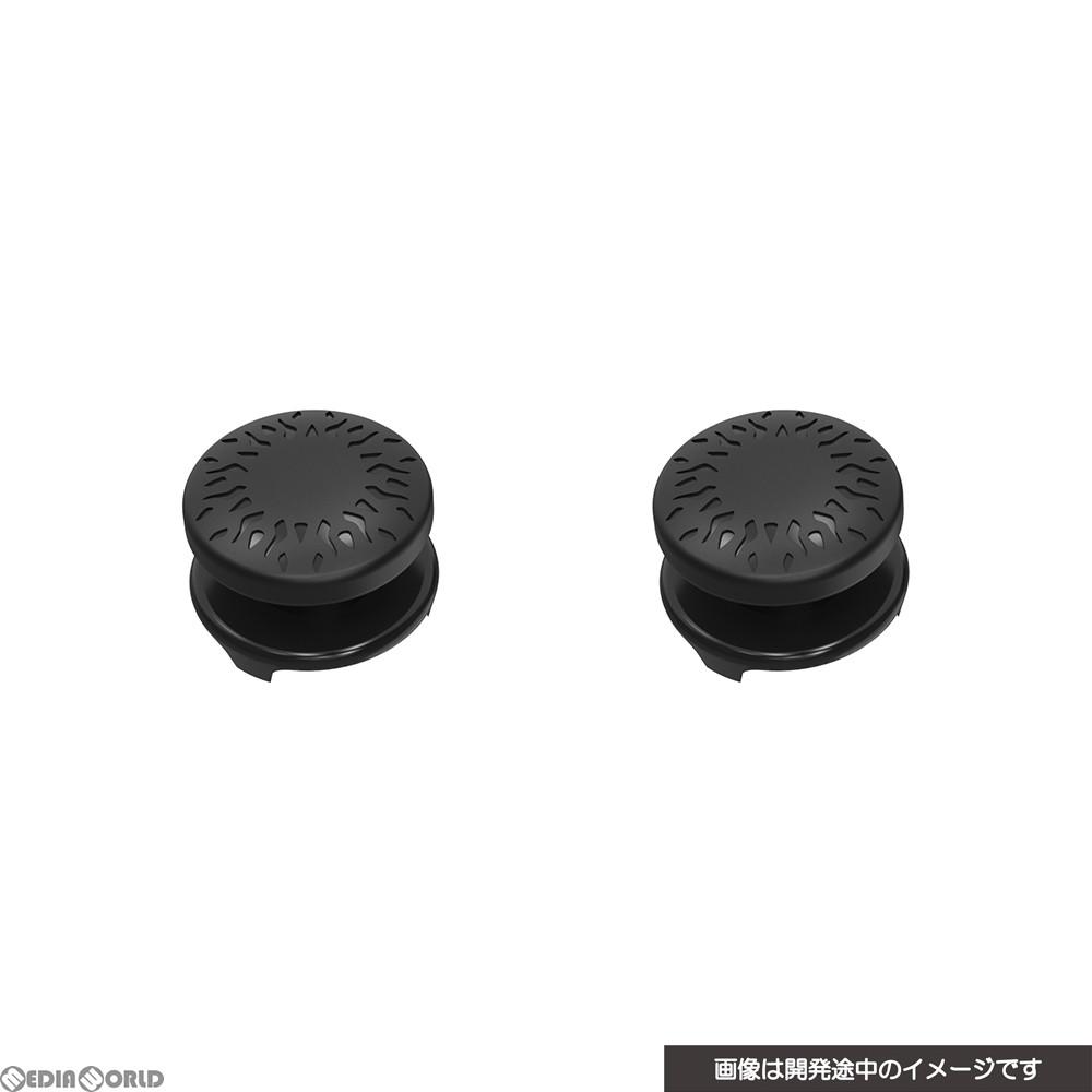 【新品】【お取り寄せ】[ACC][PS5]CYBER・アナログアシストスティック(PS5用) ブラック サイバーガジェット(CY-P5AASS-BK)(20201112)