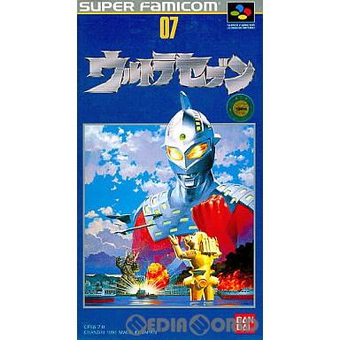【中古即納】[SFC]ウルトラセブン(19930326)