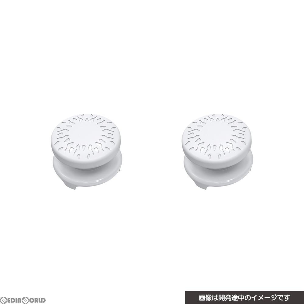【新品】【お取り寄せ】[ACC][PS5]CYBER・アナログアシストスティック(PS5用) ホワイト サイバーガジェット(CY-P5AASS-WH)(20201112)