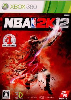 【中古即納】[表紙説明書なし][Xbox360]NBA 2K12(20111020)