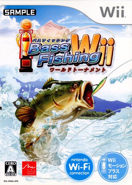 【中古即納】[Wii]バスフィッシングWii ワールドトーナメント(20100428)