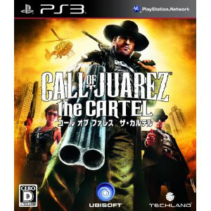 【中古即納】[PS3]コール オブ ファレス ザ・カルテル(Call of Juarez: The Cartel)(20111013)