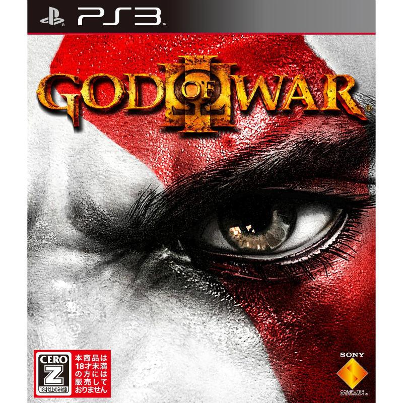 【中古即納】[PS3]GOD OF WAR III(ゴッド・オブ・ウォー3)(BCJS-37001)(20100325)