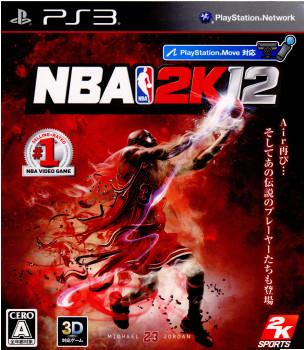 【中古即納】[PS3]NBA 2K12(20111020)