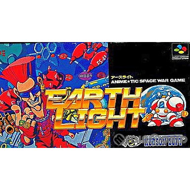 【中古即納】[SFC]EARTH LIGHT(アースライト)(19920724)