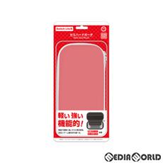 【新品即納】[ACC][Switch](Switch Lite用)(スイッチライト用)セミハードポーチ(コーラル) コロンバスサークル(CC-SLSHP-CO)(20200514)