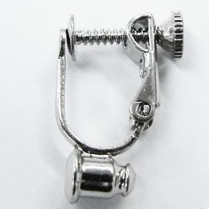イヤリングコンバータ(3mm皿ネジバネ式)/ECOM-C/10mm/1ペア・100ペア・250ペア