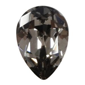 プレシオサファンシーストーン/P4320/14×10mm/ブラックダイヤモンド/1ヶ入