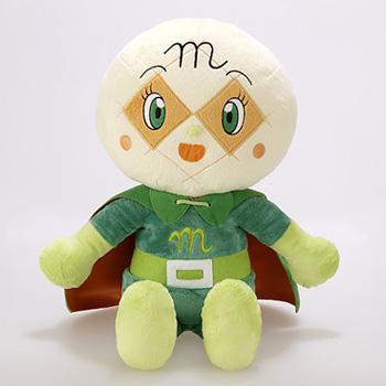 アンパンマン抱き人形ソフト(メロンパンナ)ぬいぐるみ