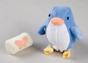 【完売】チャイムペンギン(ブルー)★やさしい音色で歌うぺんぎんさん