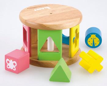 【完売】KOROKOROパズル★同じ形のブロックを見つけてね