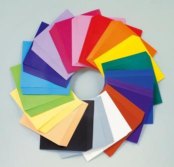 折り紙(同色100枚入り)★キンダーブックのおりがみ【色によって価格が異なります】